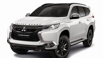 Mitsubishi Pajero Sport Elite Edition 2019 ใหม่ รุ่นพิเศษหลังคาดำ ราคา 1,459,000 บาท