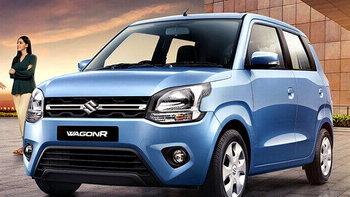 Suzuki Wagon R 2019 ใหม่ เก๋งจิ๋วรุ่นเล็กราคาประหยัดเปิดตัวที่อินเดีย