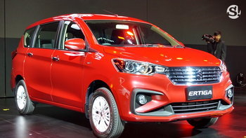 All-new Suzuki Ertiga 2019 ใหม่ มีให้เลือก 2 รุ่นย่อย ราคาแค่ 655,000 บาท