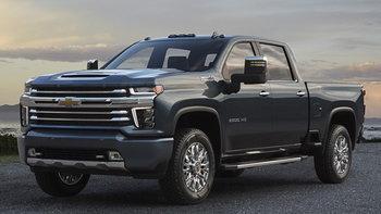 Chevrolet Silverado HD 2019 ใหม่ โคตรกระบะขุมพลัง V8 6.6 ลิตร เผยสเป็คในสหรัฐฯ