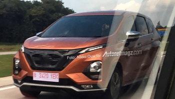 หลุด Nissan Livina 2019 ใหม่ ใช้บอดี้เดียวกับ Mitsubishi Xpander