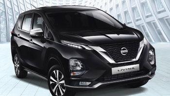 Nissan Livina 2019 ใหม่ เอ็มพีวี 7 ที่นั่งพื้นฐานเดียวกับ Xpander เปิดตัวที่อินโดฯ