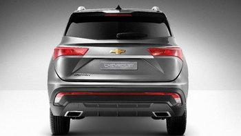ไปดู All-new Chevrolet Captiva 2019 ใหม่ ก่อนเปิดตัวจริงในงานมอเตอร์โชว์