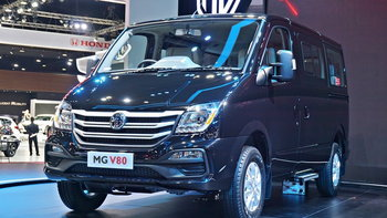 MG V80 2019 ใหม่ รถแวน 11 ที่นั่ง เคาะราคาเริ่มต้นพิเศษ 923,000 บาท
