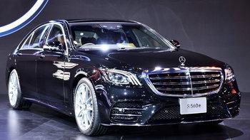 Mercedes-Benz S560e 2019 (CKD) ใหม่ เคาะราคาในไทย 6,999,000 บาท