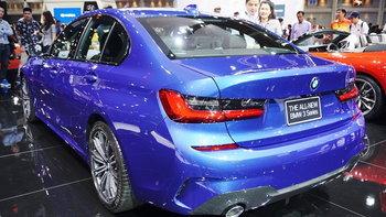 BMW 330i M Sport 2019 (G20) ใหม่ เผยโฉมที่งานมอเตอร์โชว์ ราคา 3.359 ล้าน