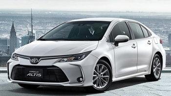 Toyota Corolla Altis 2019 ใหม่ เปิดตัวแล้วที่ไต้หวัน นี่แหละโฉมเดียวกับไทย!