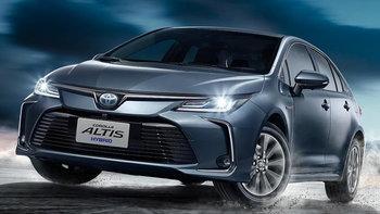 เปิดสเป็ค All-new Toyota Altis 2019 เวอร์ชั่นไต้หวันก่อนเปิดตัวในไทย