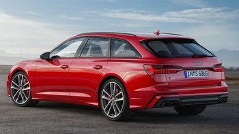 Audi S6/S7 2019 ใหม่ พร้อมขุมพลังดีเซล 349 แรงม้าเปิดตัวที่ยุโรป