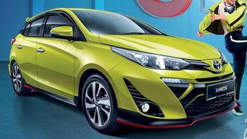 Toyota Yaris 2019 ใหม่ พร้อมขุมพลังเบนซิน 1.5 ลิตร เปิดตัวที่มาเลเซีย