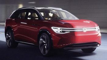 VW ID Roomzz Concept ใหม่ ต้นแบบเอสยูวีไฟฟ้าเตรียมขายจริงปี 2021