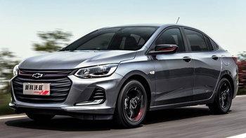 All-new Chevrolet Onix 2019 ใหม่ เก๋งเล็กขุมพลังเทอร์โบ 1.0 ลิตร จ่อเปิดตัวที่จีน