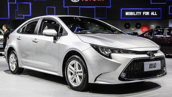 ไปดู All-new Toyota Levin 2019 ใหม่ อัลติสเวอร์ชั่นสปอร์ตที่ไม่เข้าไทย