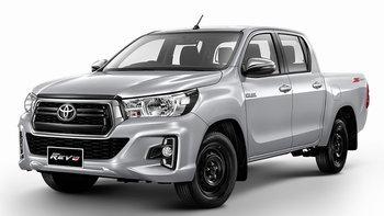 Toyota Hilux Revo Z Edition 2019 ใหม่ กระบะตัวเตี้ยแต่งหล่อ ราคาเริ่ม 5.99 แสนบาท