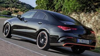 Mercedes-Benz CLA 2019 ใหม่ เคาะราคาเริ่มต้นเพียง 1.36 ล้านบาทในอังกฤษ
