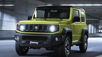 เปิดสเป็ค Suzuki Jimny 2019 ใหม่ ก่อนเริ่มขายจริงในไทย 26 มีนาคมนี้