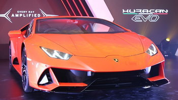 Lamborghini Huracán EVO 2019 ใหม่ เคาะราคาจำหน่าย 24,590,000 บาท