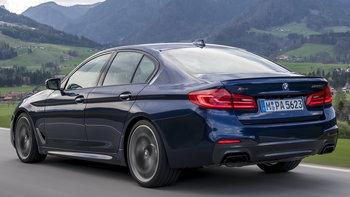 BMW M550i 2020 ใหม่ พร้อมขุมพลัง V8 เทอร์โบคู่ 530 แรงม้า เปิดตัวที่ยุโรป