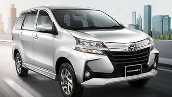 Toyota Avanza 2019 ไมเนอร์เชนจ์ใหม่ขายแล้วในไทย เคาะเริ่ม 649,000 บาท