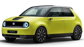 Honda e 2020 ใหม่ รถไฟฟ้าคันจิ๋วเปิดรับจองแล้วที่ยุโรป