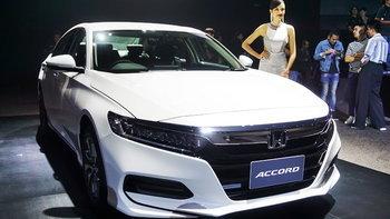 ไปดู All-new Honda Accord 2019 ใหม่ ทั้ง 4 สีในไทย สีไหนสวยที่สุด?