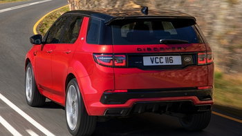Land Rover Discovery Sport 2020 ไมเนอร์เชนจ์ใหม่ เพิ่มขุมพลัง Mild-hybrid แล้ว