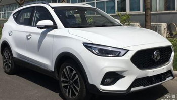 หลุด MG ZS 2020 ไมเนอร์เชนจ์ใหม่พร้อมเครื่องยนต์ 1.3 ลิตรเทอร์โบที่จีน