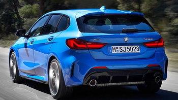 All-new BMW 1-Series 2020 ใหม่ เปิดตัวอย่างเป็นทางการครั้งแรกในโลก