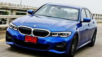รีวิว BMW 320d Sport/330i M Sport 2019 ใหม่ สปอร์ตซีดานเต็มสูบเสริมความหรูยิ่งขึ้น