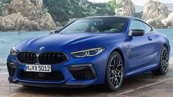 BMW M8 2020 ใหม่ พร้อมขุมพลัง V8 เทอร์โบคู่ 600 แรงม้าเปิดตัวแล้ว