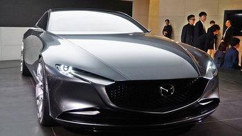 Mazda เตรียมเปิดตัวรถยนต์ไฟฟ้ารุ่นแรกในปี 2020 นี้