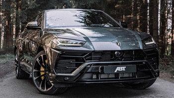 Lamborghini Urus 2019 พร้อมชุดแต่ง ABT เพิ่มกำลังสูงสุดเป็น 710 แรงม้า