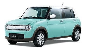 Suzuki Lapin 2019 ใหม่ เพิ่มระบบความปลอดภัย Suzuki Safety Support ที่ญี่ปุ่น