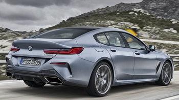 BMW 8-Series Gran Coupe 2020 ใหม่ เผยโฉมอย่างเป็นทางการครั้งแรกในโลก