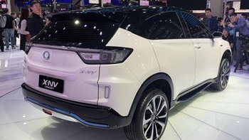 ไปดู Honda X-NV Concept 2019 ใหม่ ต้นแบบครอสโอเวอร์ไฟฟ้าจากฮอนด้า