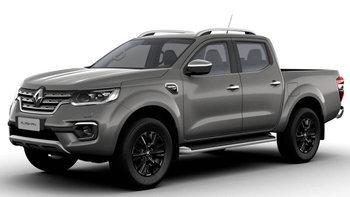 Renault Alaskan 2019 ใหม่ ฝาแฝด Navara เพิ่มดิสก์เบรกหลัง-ช่วงล่างหลังอิสระ