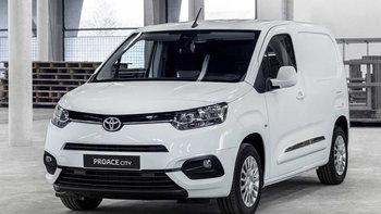 Toyota Proace City 2019 ใหม่ รถตู้ไซส์เล็กสำหรับตลาดยุโรปโดยเฉพาะ