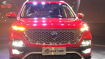 MG Hector 2019 ใหม่ ว่าที่ All-new Captiva ในไทยเตรียมเปิดตัวที่อินเดีย