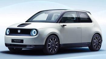 """""""Honda e"""" รถไฟฟ้ารุ่นเล็กดีไซน์โดนใจวิ่งไกล 200 กม. จ่อเปิดตัวจริงปีนี้"""