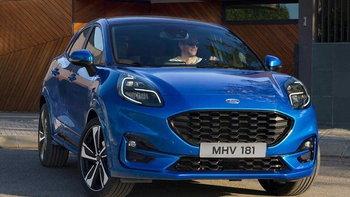 Ford Puma 2020 ใหม่ ครอสโอเวอร์จิ๋วพร้อมขุมพลังไมลด์ไฮบริด 1.0 ลิตร เผยโฉมแล้ว