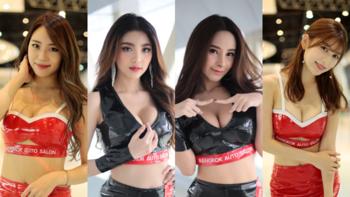 ซี้ดส่งท้าย Auto Salon 2019 เรซควีนสาวไทยประชันความร้อนแรงกับสาวญี่ปุ่น!
