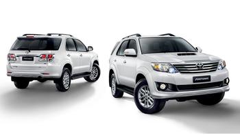 ย้อนส่องสเปก Toyota Fortuner 2012 ที่สังคมไทยกำลังพูดถึง