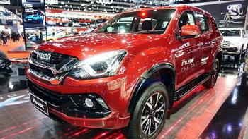 ราคารถใหม่ Isuzu ในตลาดรถประจำเดือนกันยายน 2562