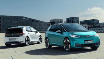 เปิดโฉม All-new Volkswagen ID.3 ไฟฟ้ารุ่นแรกของค่าย วิ่งได้ไกลสุด 550 กม.