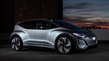 Audi AI:ME รถยนต์ บ้าน ออฟฟิศ ในคันเดียวกัน