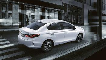 All-new Honda City 2020 ดีไซน์ที่ทวีคูณความสปอร์ตและหรูหราในคันเดียวกัน