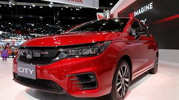 Motor Expo 2019: คันจริง Honda City 2020 รุ่น RS ที่ทำเอาเงินในบัญชีสั่นไหว