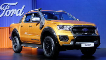 Motor Expo 2019: แนะนำ Ford Ranger Wildtrak X ราคาเดิม... แต่แกร่งขึ้น!
