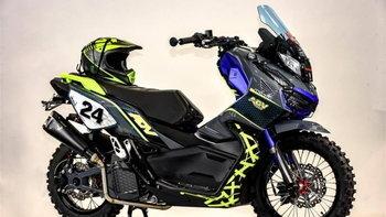 Motor Expo 2019: ประมวลภาพ Honda ADV150 สองล้อตัวแต่งเท่เกินใคร