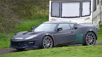 ลับสุดยอด! ว่าที่ผู้ครองบัลลังก์คันใหม่ต่อจาก Lotus Esprit แฝงตัวอยู่ใน Evora คันนี้